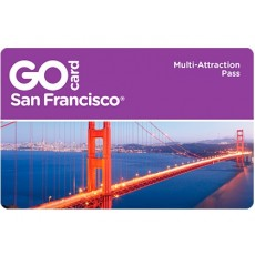 Go Card San Francisco - 5 dias